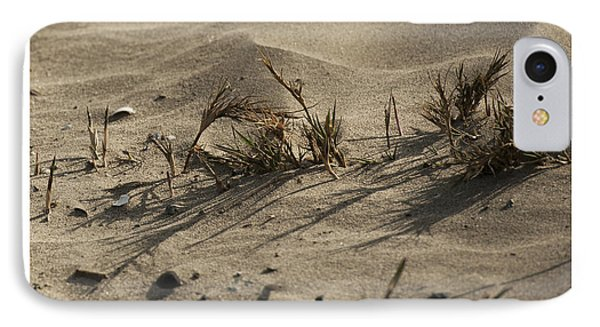 Sea Grass Phone Case by Artist and Photographer Laura Wrede