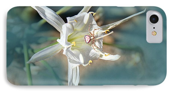 Sea Lily IPhone Case by Augusta Stylianou