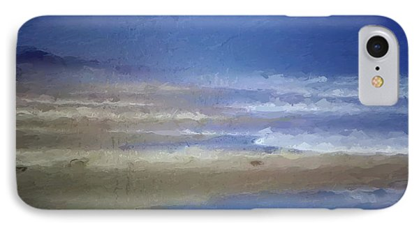 Sea Mist IPhone Case by Anthony Fishburne