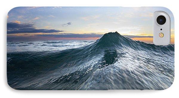 Sea Mountain Phone Case by Sean Davey