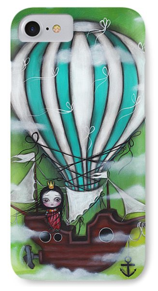 Sea Of Clouds IPhone Case by Abril Andrade Griffith