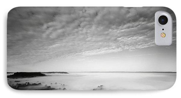 Sea Of Fog Phone Case by Anne Gilbert