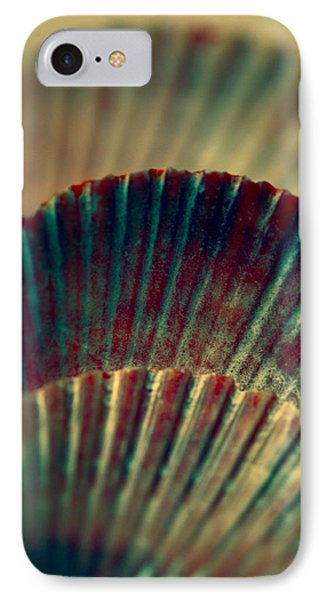 Sea Shell Art 2 IPhone Case by Bonnie Bruno