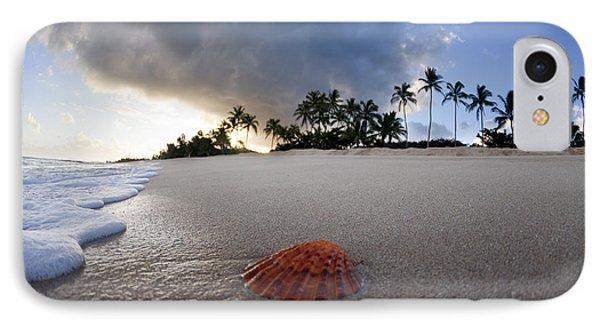 Sea Shell Sunrise IPhone Case