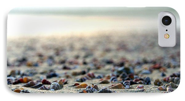 Sea Shells By The Sea Shore Phone Case by Kaleidoscopik Photography