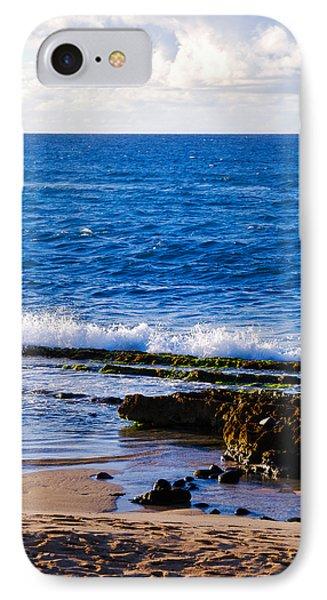 Sea Shelves Phone Case by Christi Kraft