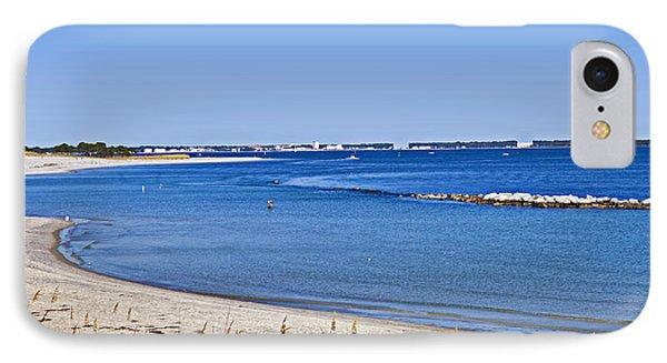 Sea Side Area Phone Case by Susan Leggett