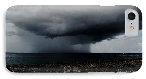 Sea Spout IPhone Case by Amar Sheow