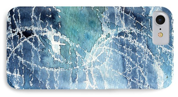 Sea Spray IPhone Case by Linda Woods