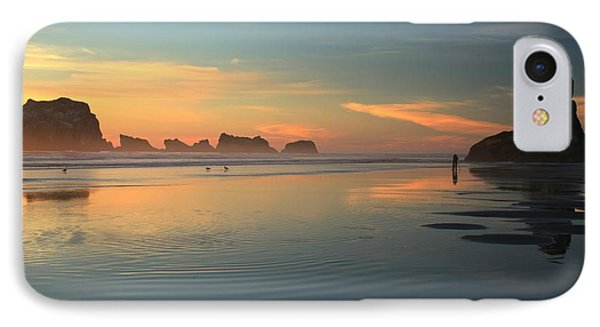 Sea Stack Photographer Phone Case by Adam Jewell