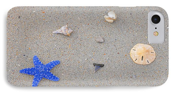 Sea Swag - Dark Blue Phone Case by Al Powell Photography USA