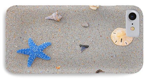 Sea Swag - Light Blue Phone Case by Al Powell Photography USA