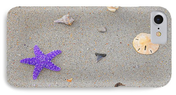 Sea Swag - Purple Phone Case by Al Powell Photography USA