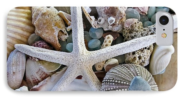 Sea Treasure IPhone Case by Colleen Kammerer