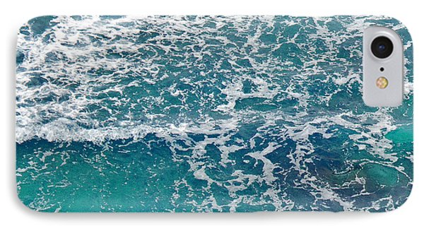IPhone Case featuring the photograph Sea View by Liz  Alderdice