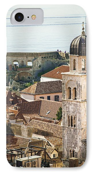 IPhone Case featuring the photograph Sea View by Phyllis Peterson