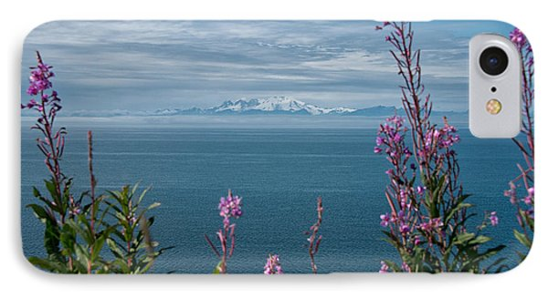 Sea Views IPhone Case by Darlene Bushue