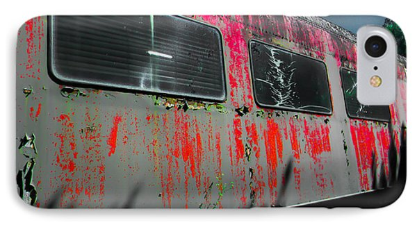 Seaboard Railroad Car IPhone Case