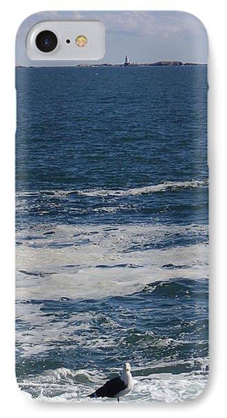 Seabreeze. IPhone Case by Robert Nickologianis