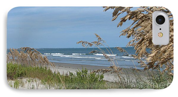 Seabrook Sc Beach IPhone Case