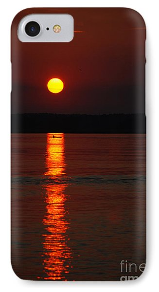 Seabrook Sunset IPhone Case