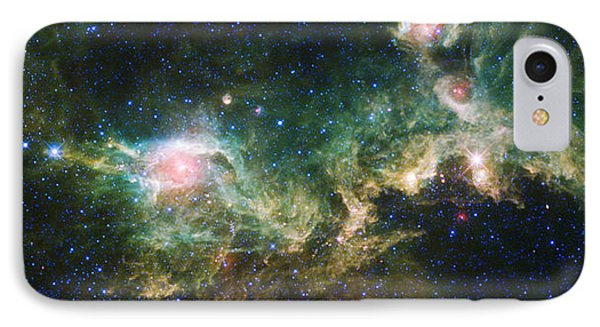 Seagull Nebula IPhone 7 Case