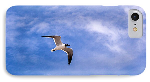 IPhone Case featuring the photograph Seagull by Sennie Pierson