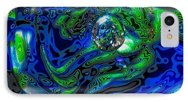 Seahawks Swirl IPhone Case
