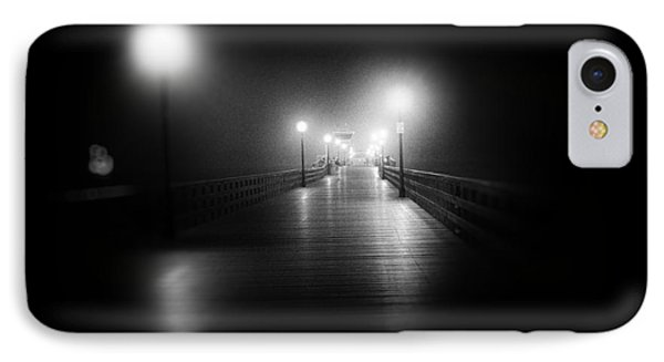 Seal Beach Pier - 2014 IPhone Case