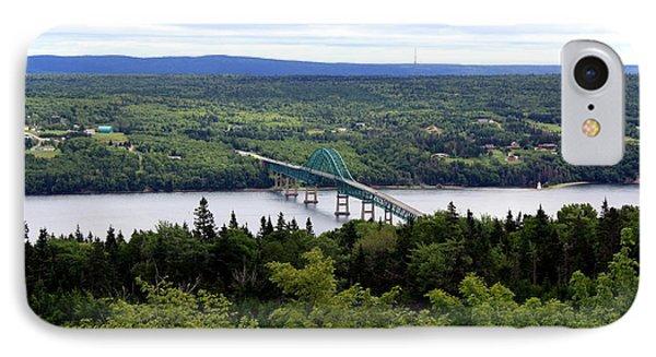 Seal Island Bridge IPhone Case by Jason Lees