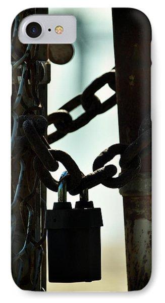 Sealed Phone Case by Rebecca Sherman