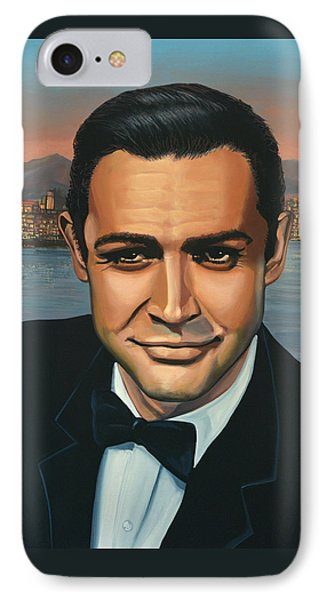 Sean Connery As James Bond IPhone Case