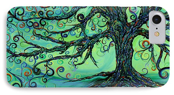 Searching Branches Phone Case by RK Hammock