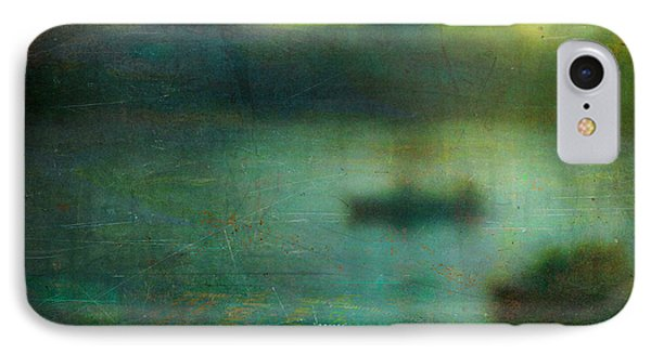 IPhone Case featuring the photograph Seascape #23. Retreat Pond by Alfredo Gonzalez