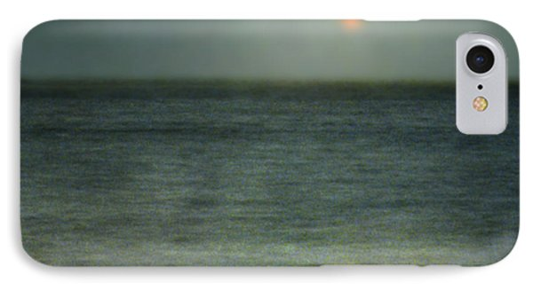 IPhone Case featuring the photograph Seascape #5. Sun Sea Horizon by Alfredo Gonzalez