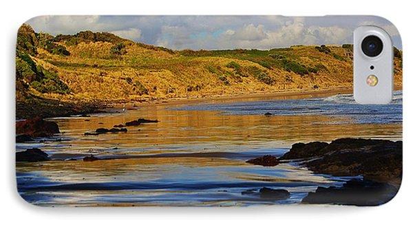 Seascape At Phillip Island Phone Case by Blair Stuart
