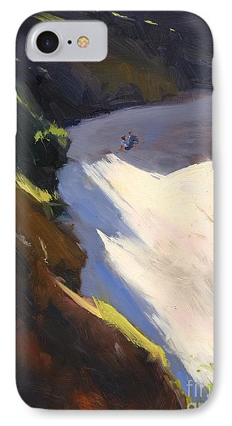Seascape Drama After Colley Whisson IPhone Case