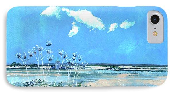 Seascape X IPhone Case by Stuart Roy