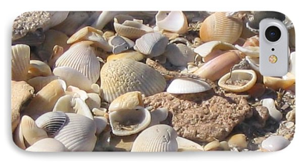 Seashells IPhone Case by Nance Larson
