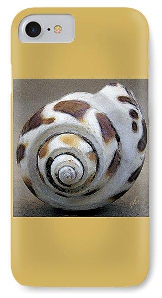 Seashells Spectacular No 2 Phone Case by Ben and Raisa Gertsberg
