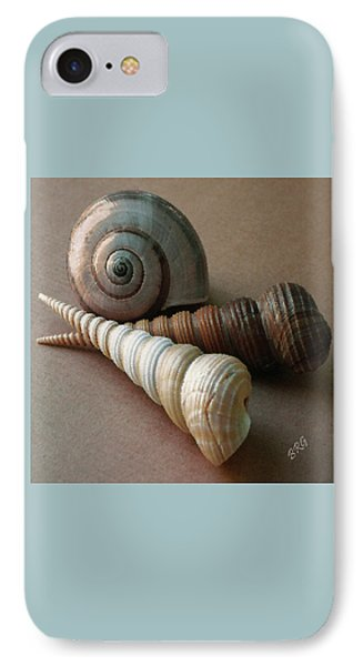 Seashells Spectacular No 29  IPhone Case