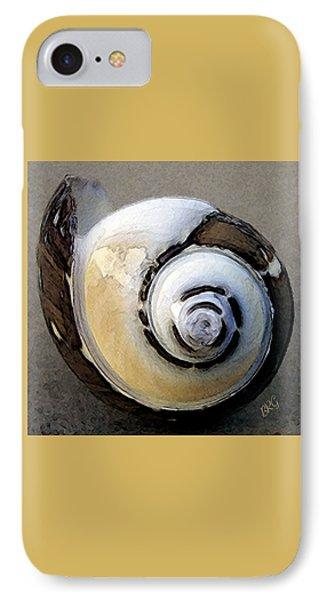 Seashells Spectacular No 3 Phone Case by Ben and Raisa Gertsberg