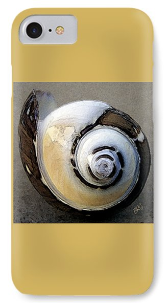 Seashells Spectacular No 3 IPhone Case by Ben and Raisa Gertsberg