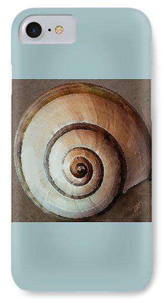 Seashells Spectacular No 34 IPhone Case by Ben and Raisa Gertsberg