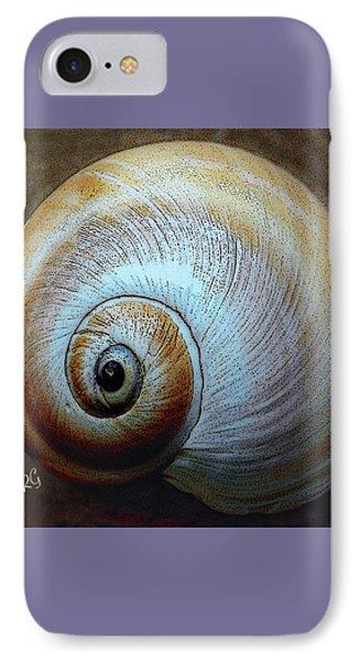 Seashells Spectacular No 36 Phone Case by Ben and Raisa Gertsberg