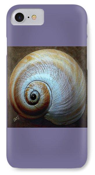 Seashells Spectacular No 36 IPhone Case by Ben and Raisa Gertsberg