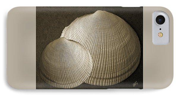 Seashells Spectacular No 8 IPhone Case by Ben and Raisa Gertsberg