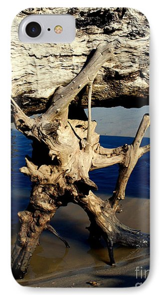 IPhone Case featuring the photograph Seashore Atlas by Irma BACKELANT GALLERIES