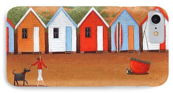 Seaside Huts Photograph By Peter Adderley