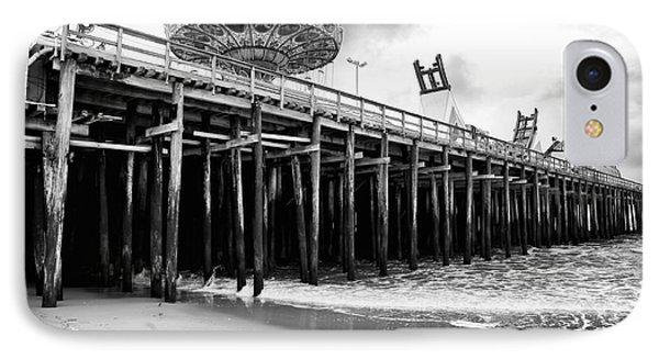 Seaside Pier Phone Case by John Rizzuto